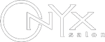 onyx hair salon logo